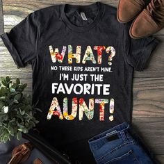 e1f206ae9 12 Best Baby shower shirts images   T shirts, Aunt, niece shirts, Gifts
