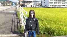 Kiss Scarecrow Found In Japan, Next Step for the Kings of Merchanidse?