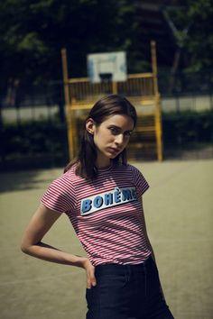 @matchesfashion pic Louis Canadas style Gabriel Fedeles model Juliette Topalian make up Romain Hernandez #cartonmagazine