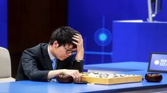 AlphaGo: will crush the best player in the world of Go, artificial intel... AlphaGo: will crush the best player in the world of Go, artificial intelligence is unbeatable.  This week AlphaGo officially competed again after doing it in secret. He did it against Ke Jie, considered Go's best current player in the world, and the result has been even more overwhelming...  #AlphaGo #AI #Google #ArtificialIntelligence #GO #CurrentGoPlayer #AbanTech #technology #Innovation #tech   #Machines #humans…