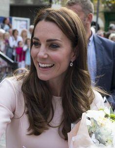 Kate et William visitent leur futur duché
