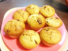 home made muffin