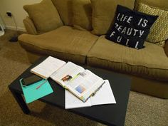 Chasing College: Finding your Study Spot #college #comfort #study