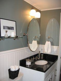 HGTV Decorating On a Budget   Small Bathroom Decorating Ideas On A Budget http://www.roomzaar.com ...