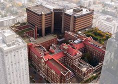 St. Paul's Hospital in Vancouver, B.C. was founded in 1894 and has been in the forefront of using the latest technology, known worldwide for ongoing research. Apparitions of former patients and staff are seen, voices and unexplained sounds heard, objects move on their own, lights turn on/off, and more.
