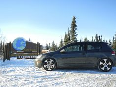 GTI made it to the Arcitc - Das Auto: Our VW Across America http://www.theconstantrambler.com/vw-across-america/