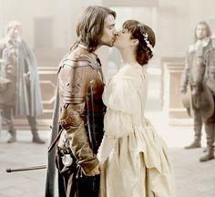 D'Artagnan & Constance wed...