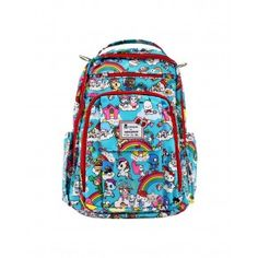 15a882041 #tokidokibambino tokidoki for hello sanrio by Ju.Ju.Be Be Right Back  Backpack