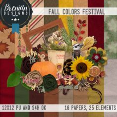 Fall Colors Festival Kit by Brenian Designs. http://www.godigitalscrapbooking.com/shop/index.php?main_page=product_dnld_info&cPath=29_377&products_id=28916