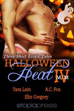 "Halloween Heat IV with Tara's story ""Trex or Treat"""