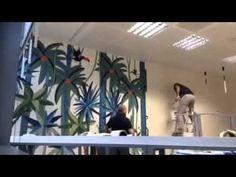 Video posa carta da parati d'autore per FM Global _ soggetto CoffeeBreak