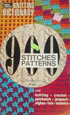 900 stitches!