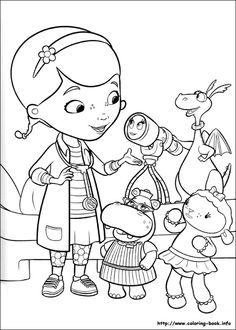 doc mcstuffins coloring pages to print.html
