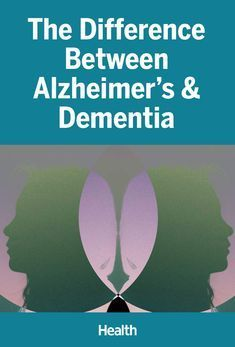Alzheimer's is the most common cause of dementia, one doctor explains the difference between the two. #mentalhealth #health #alzheimers #dimentia