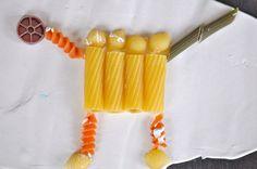 several dino preschool crafts