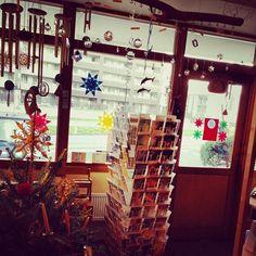 念願のペロルさんへ 暖か〜い雰囲気のステキなお店でした。
