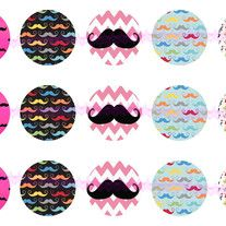15 Mustache bottle cap images wil be emailed to your paypal email(unless otherwise noted).