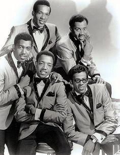 The Temptations. Heard them for the first time on the soundtrack for my favorite movie and have loved them every since <3