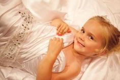 Picture of your daughter in your wedding dress. <3