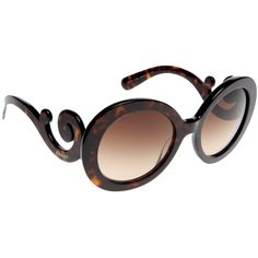 Adorable Prada sunglasses.