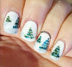 Nails Must Be Painted: It's Christmassss!!