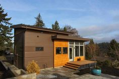 This is a 650 sq. ft. Lake Washington cabin. It's designed byBruce Parker/Microhouse. Please enjoy, learn more, and re-share below. Thank you! 650 Sq. Ft. Lake Washington Cabin
