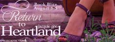 Return to the Heartland by Jacquie Gee Book Blitz