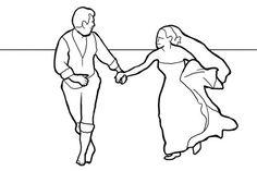 posing-guide-weddings-13.jpg Bride and groom on the run.