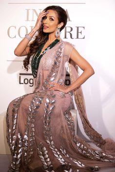 Malaika Arora Khan - Rina Dhaka Fashion Show - July 2014