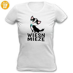 Lustige Sprüche Fun Wiesn Girlie-Shirt - Wiesn Mieze - fürs Oktoberfest (*Partner-Link)