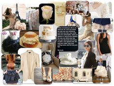 daily #inspiration #ruffles #cream #beige
