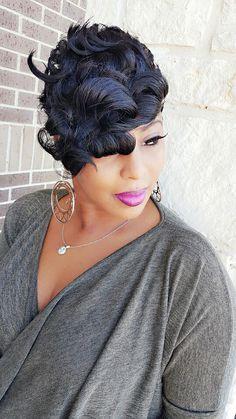 THE SWEETEST HAIR HANGOVER!                 KENNY COLE SALON  #NikkiWilliams…