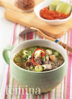 Soto Makassar (Makassar Soup)