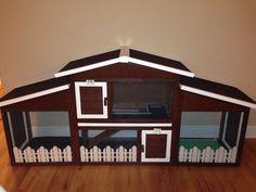 Our Bunny House/Hutch