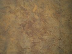 stained concrete floors | Acid Stained Concrete Floor - Ocala Faux Finish