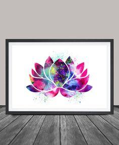 Lotus design printed yoga skull - Google Search