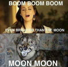 Moon moon!