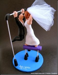 @Morgan Marie this should have been @Deanna Carlock  and Bery's weeding cake topper lol. @Danyelle Reese