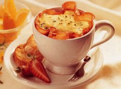 Ham and Egg Cup microwave and oven recipe
