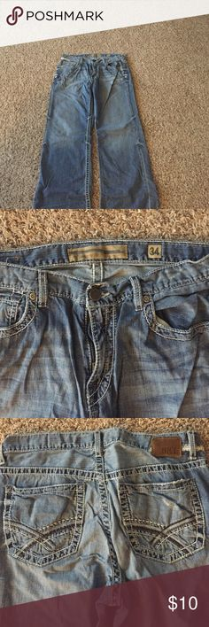BKE men's jeans size 34 Men's BKE denim jeans size 34. Have been worn few times. Great condition BKE Jeans Bootcut