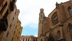 The Curiously Nicknamed Cathedral of the Sea in Barcelona