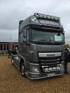 DAF Trucks UK - Send in your DAF Snap pins.