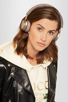 B&O Play - H8 Wireless Leather And Aluminium Headphones - Beige - one size