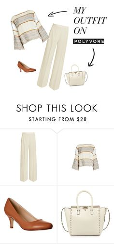 """""""Untitled #1387"""" by milliemarie ❤ liked on Polyvore featuring STELLA McCARTNEY, See by Chloé and Valentino"""