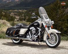 Harley-Davidson road king classic 2014