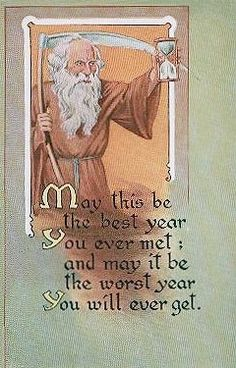 The best toast! Vintage Happy New Year, Happy New Year Cards, Happy Day, Winter Christmas, Vintage Christmas, New Year Printables, New Years Eve Day, Best Toasts, Father Time