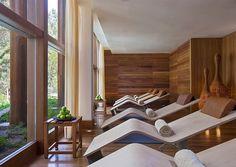 Tambo del Inka Hotel— Day Spa - Relaxing Room