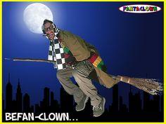 Fantaclown Befano