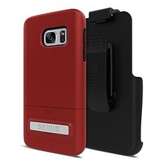 Seidio SURFACE with Metal Kickstand Case & Holster Combo for Samsung Galaxy S7 - Non-Retail Packaging - Dark Red/Black   http://huntinggearsuperstore.com/product/seidio-cell-phone-combo-pack-for-apple-iphone-66s-non-retail-packaging/?attribute_pa_color=dark-red-black