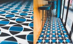 Mosaicos Hidráulicos | Galeria de Fotos | MOSAIC del SUR